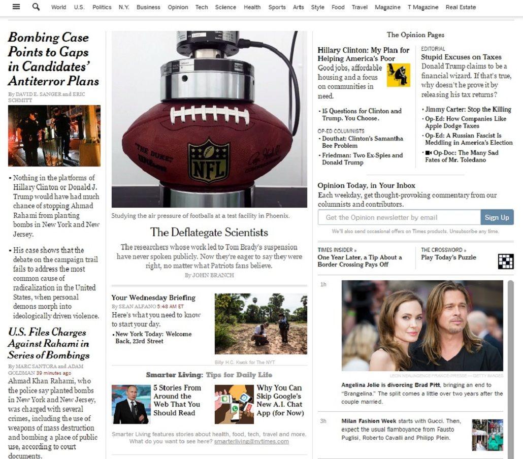 New York Times se une a Alphabet para moderar comentarios en línea