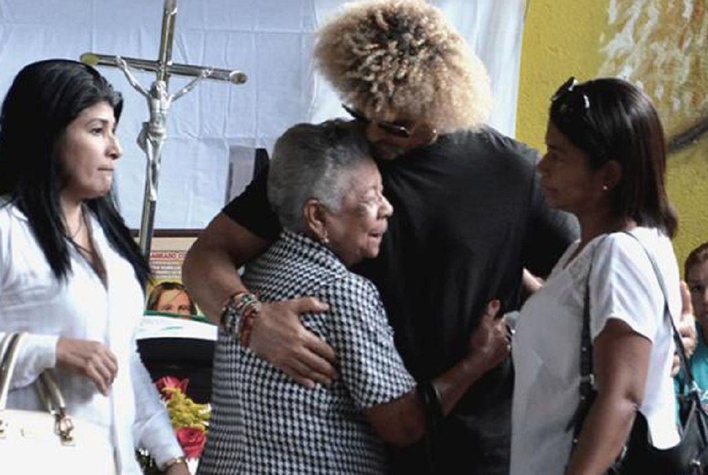 El drama familiar que atraviesa el recordado Pibe Valderrama
