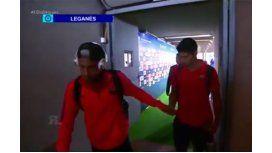 El desagradable regalo de Neymar a Luis Suárez
