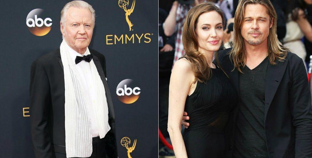 Debe haber pasado algo serio, dijo el papá de Angelina sobre la separación de Brad Pitt