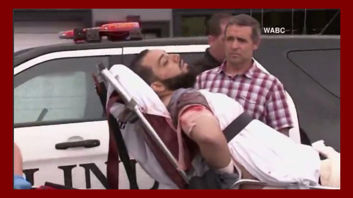 Detuvieron al principal sospechoso por el atentado en Nueva York