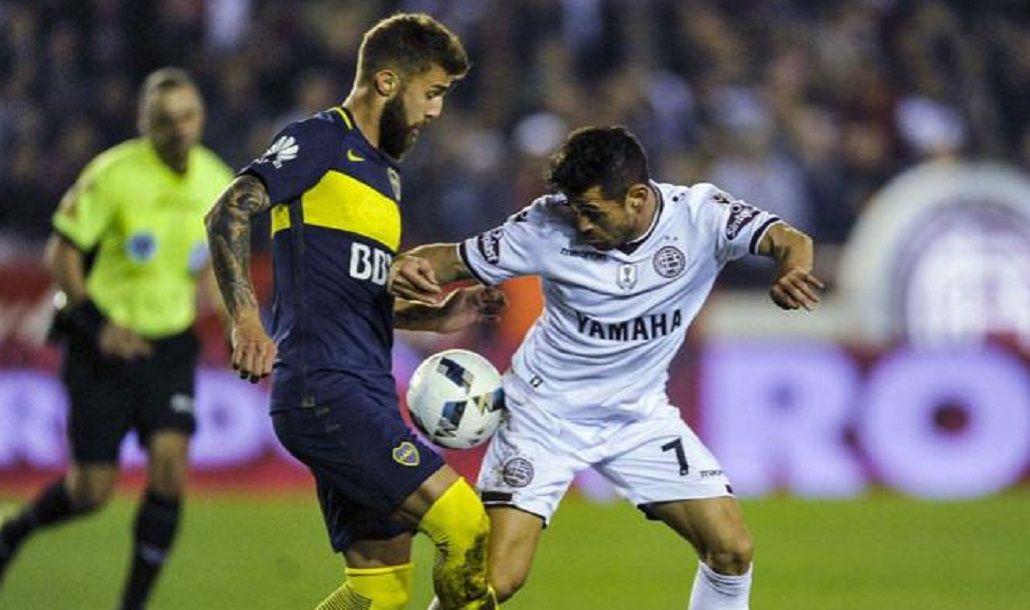 Cortocircuito entre Boca y Lanús por el cruce de Copa Argentina