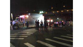 Otra bomba altera a EE.UU.: un explosivo estalló en Nueva Jersey