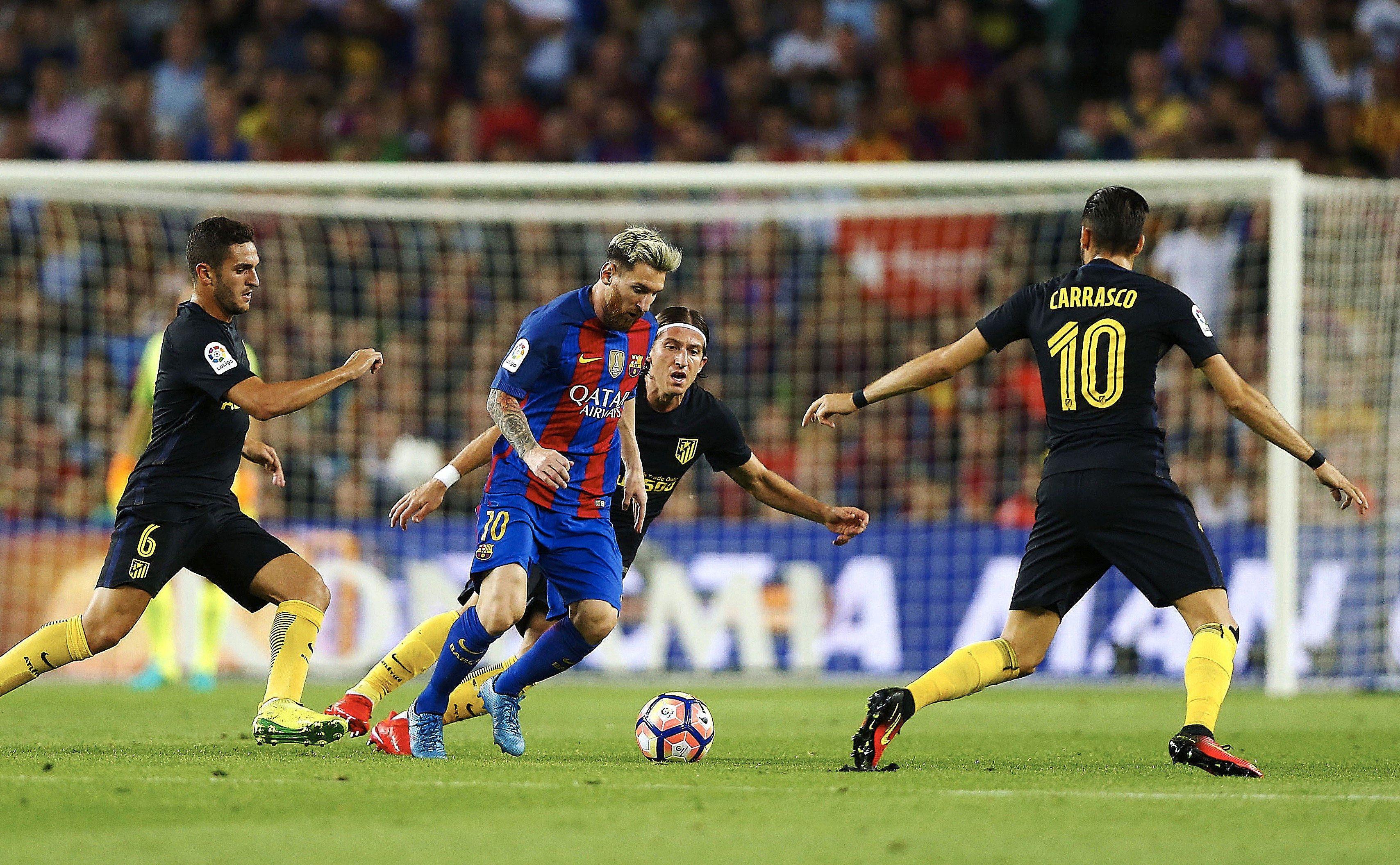 Copa del Rey: Barcelona y Atlético Madrid chocan en semifinales
