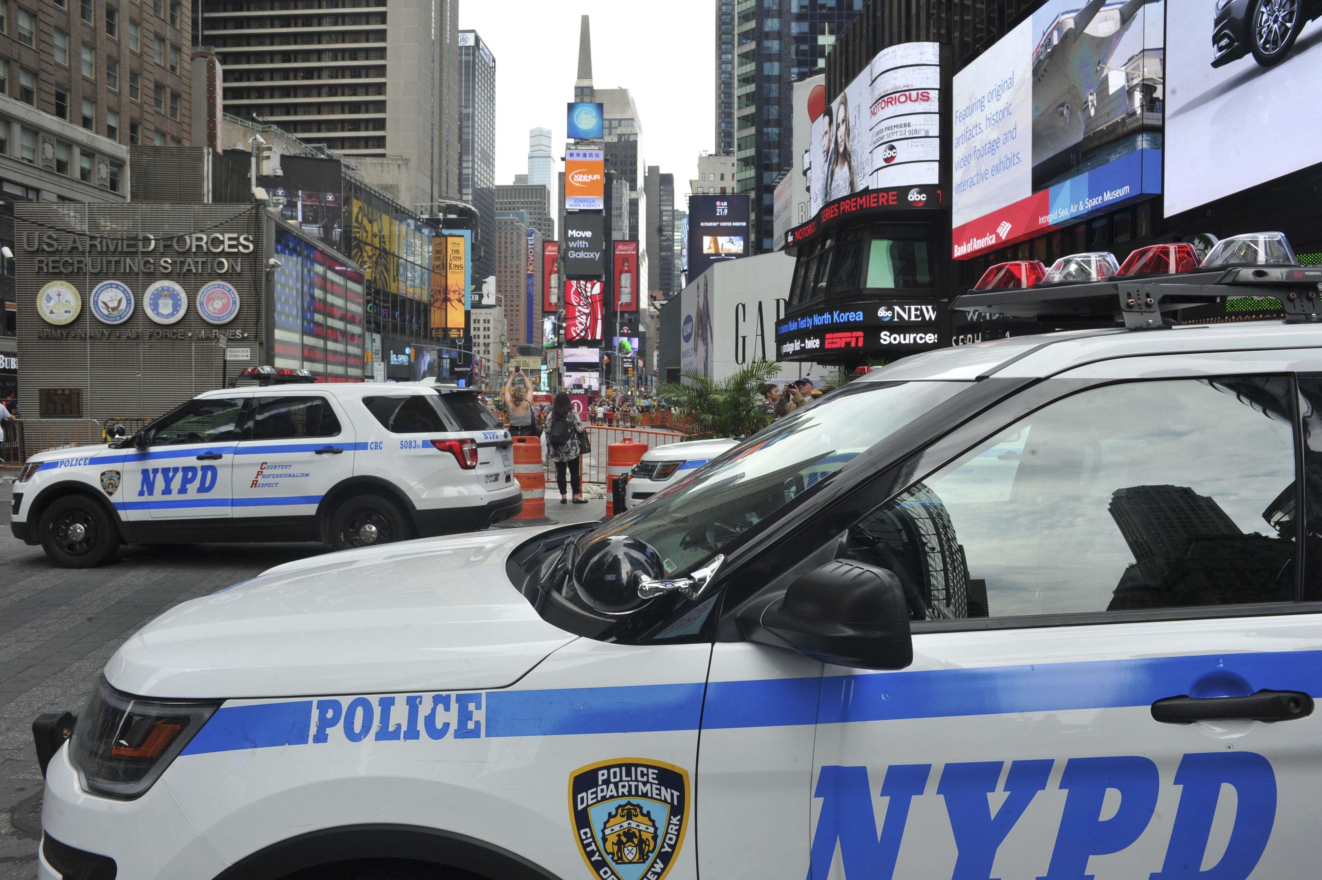 Detuvieron a cinco personas por la bomba que explotó en Nueva York