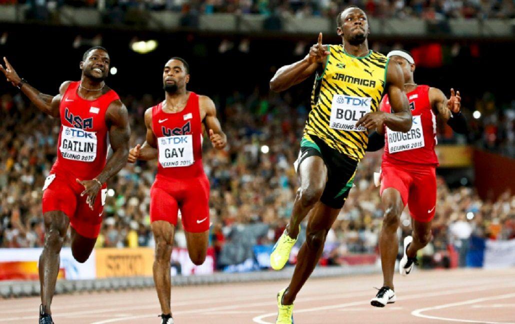 El eterno segundo de Usain Bolt se cansó y cambió de deporte