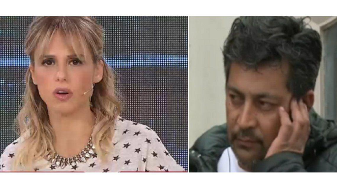 Difícil momento en El diario de Mariana: el hijo de la almacenera asesinada se desvaneció en vivo
