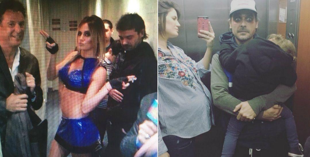 Mirá la reveladora foto de Paula Chaves y Pedro Alfonso cuando todavía no eran novios