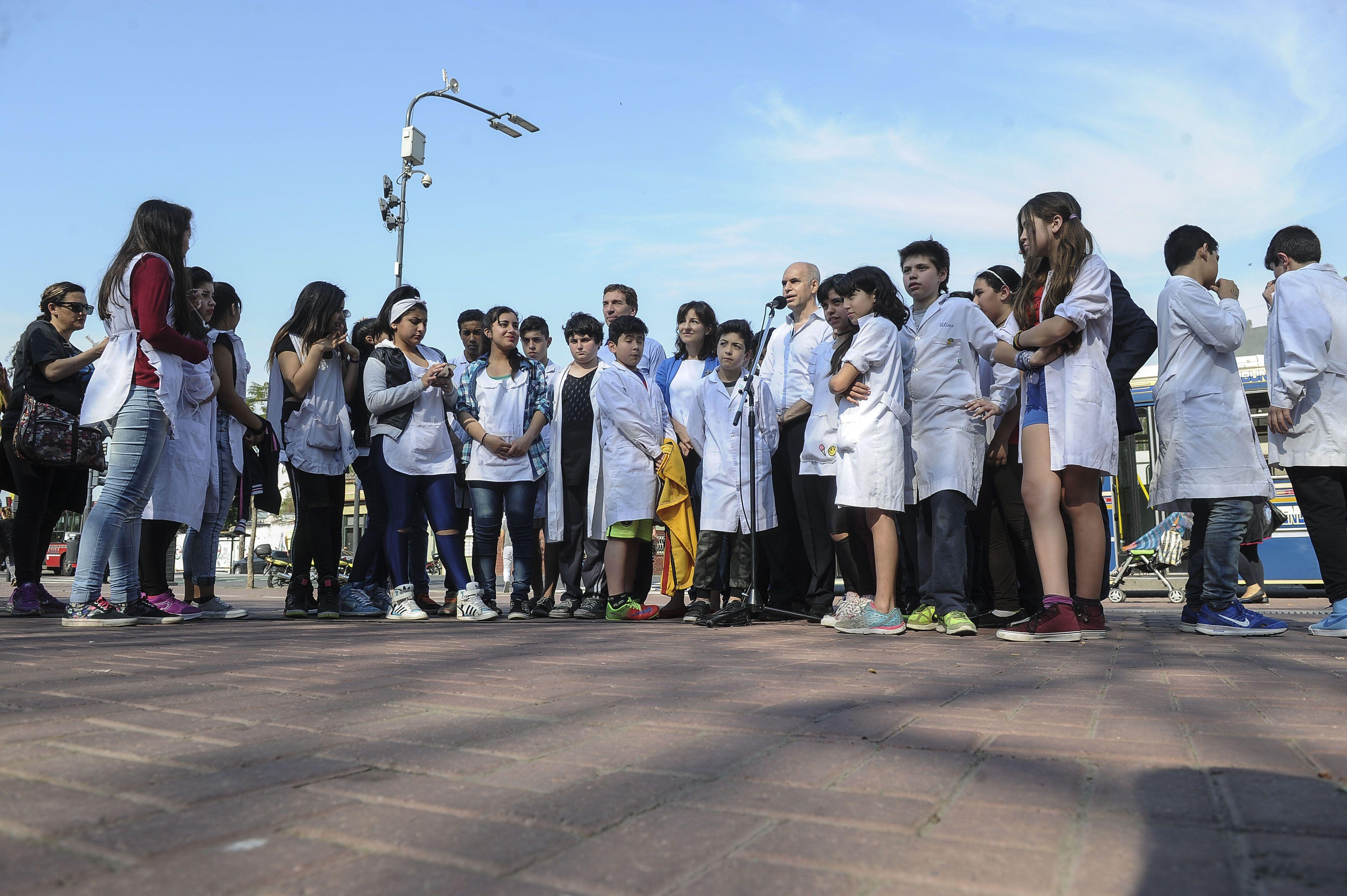 La ciudad de Buenos Aires implementará el boleto estudiantil gratuito