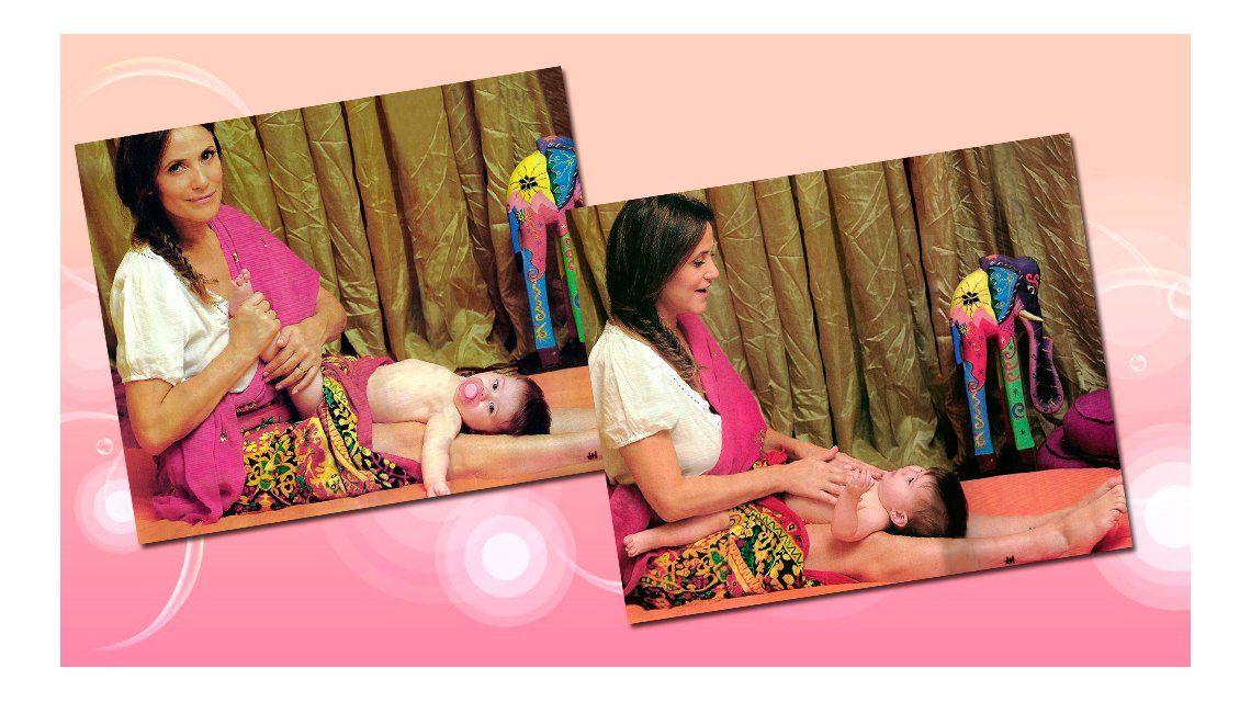 Las técnicas milenarias de Fernanda Callejón con su hija Giovanna