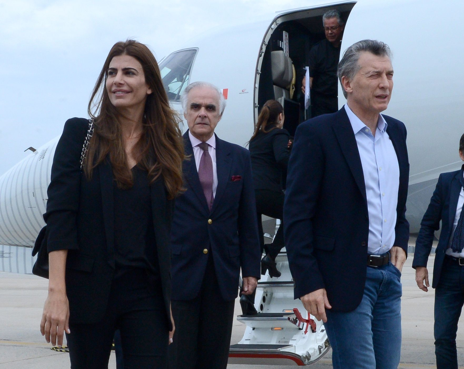 Macri llegó a Nueva York e insistirá por el reclamo de soberanía de Malvinas