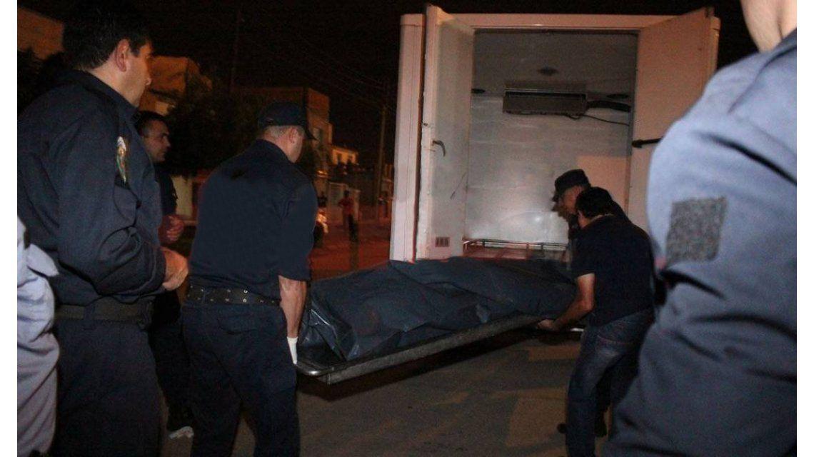 Asesinato en Santiago del Estero. Gentileza: Nuevo Diario