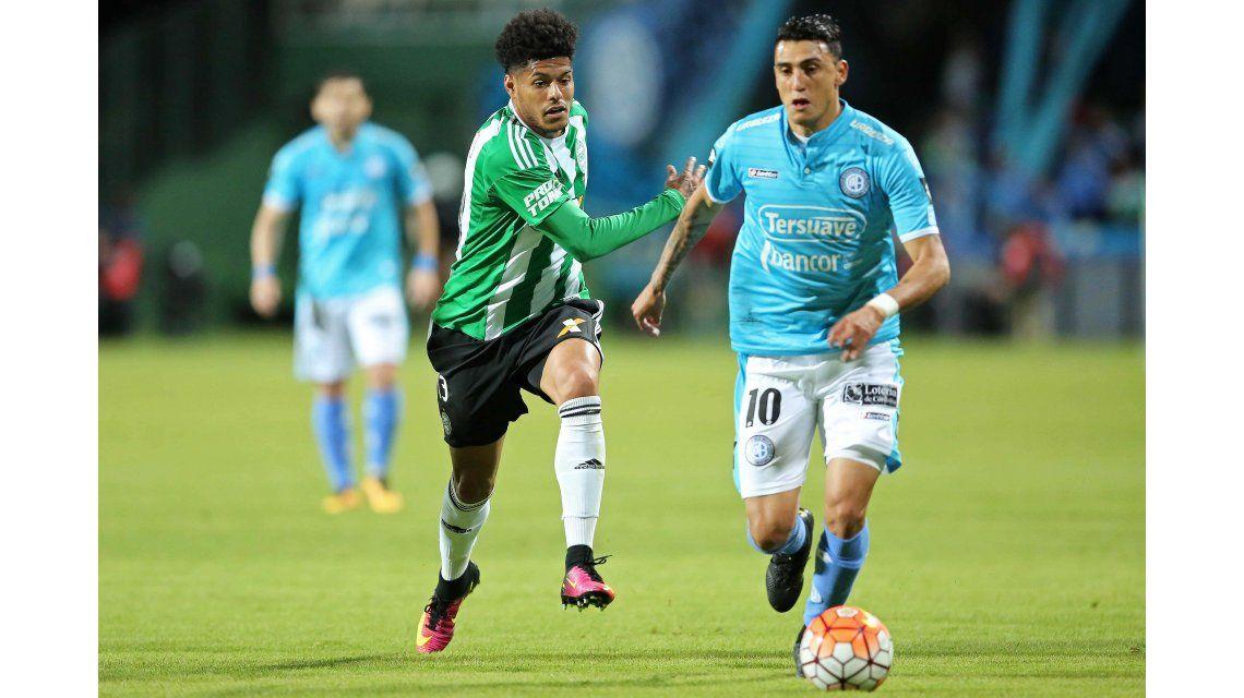 Triunfazo de Belgrano de Córdoba en Brasil ante Coritiba