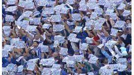 El pedido de los hinchas de Godoy Cruz ante Boca