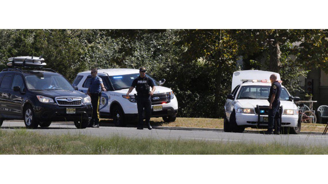 Susto en Nueva Jersey: explotó una bomba durante una maratón solidaria