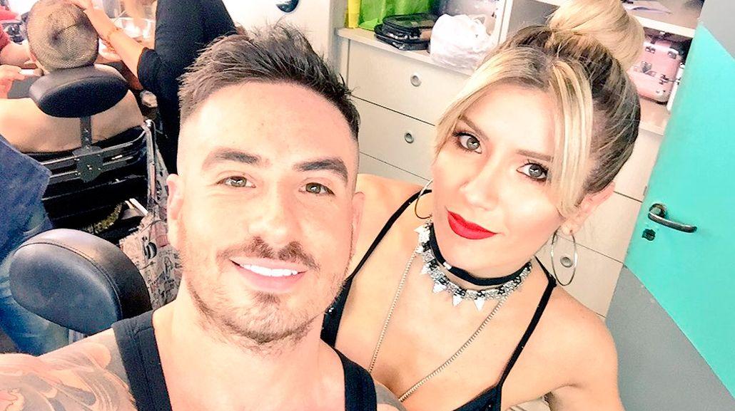 Fede Bal y Laurita Fernández pasaron unos días solos en Uruguay
