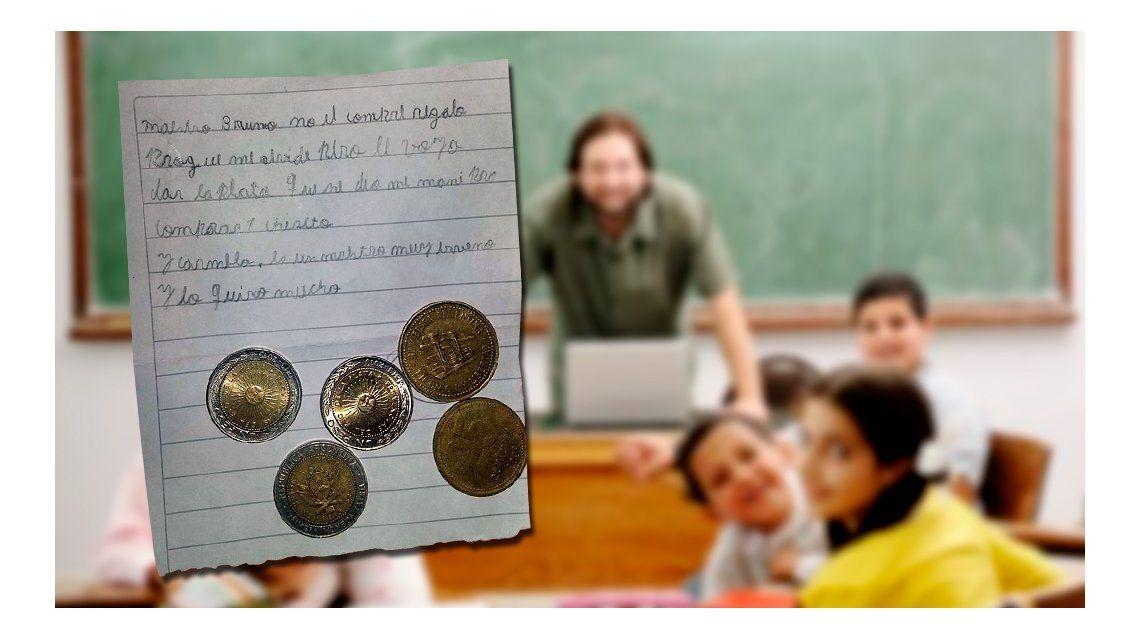 El mejor regalo: la carta que recibió un docente por el Día del Maestro que conmueve a todos