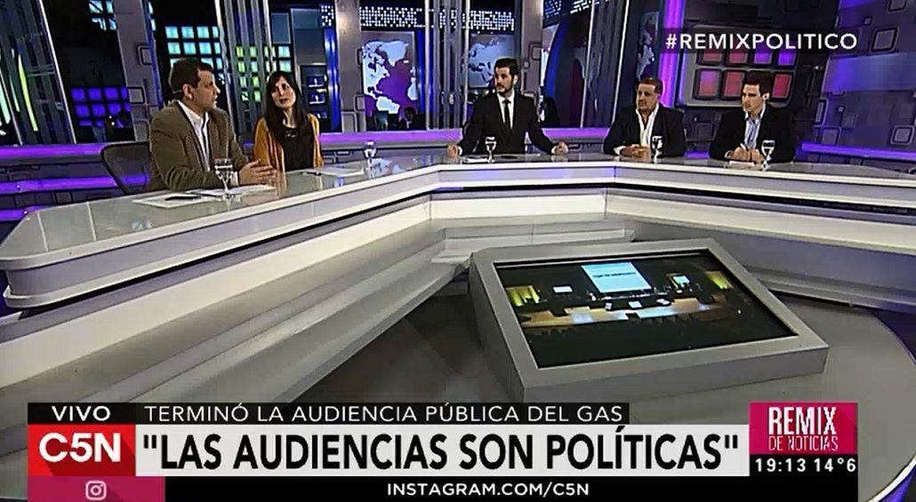 Tarifazo al gas: la mirada de los especialistas sobre la audiencia pública