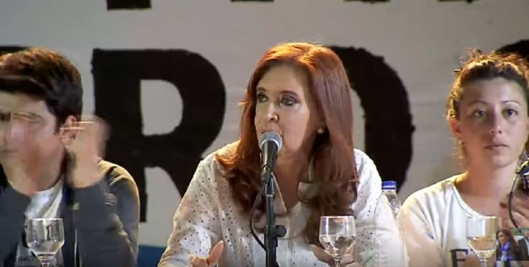 Cristina: Pido perdón a nuestros ex combatientes ante esta muestra de mediocridad