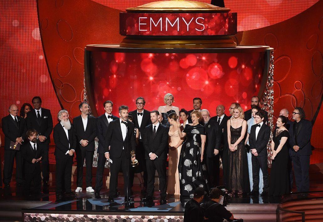 Game of Thrones, la serie que conquistó los Emmy y batió un récord histórico