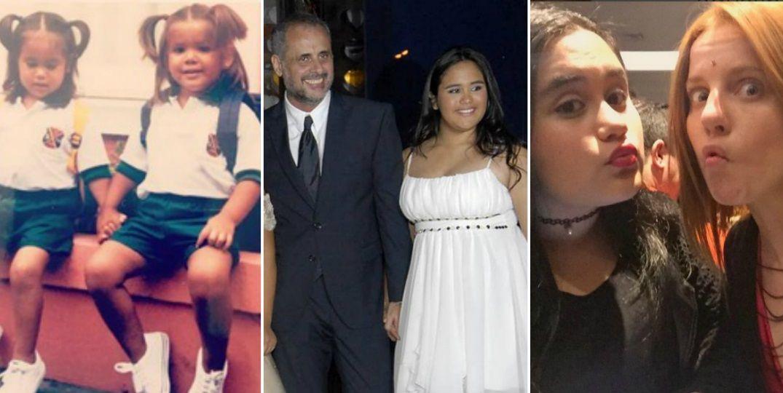 Rocío Rial cumplió años: los saludos de Jorge y Morena y especial posteo de Kämpfer
