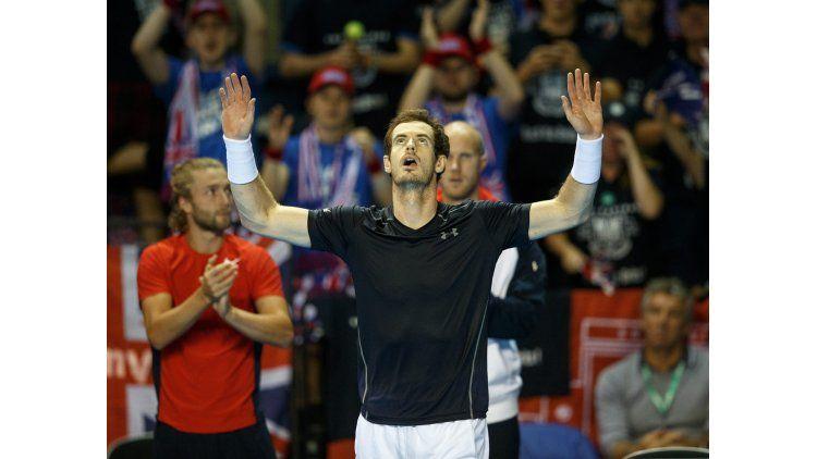 Andy Murray denunció que sufrió un acoso por parte de una empleada en un hotel