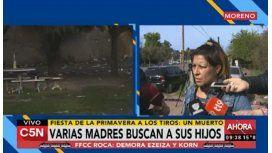 Proyecto XXX: dos jóvenes que fueron a la fiesta en Moreno se encuentran desaparecidos