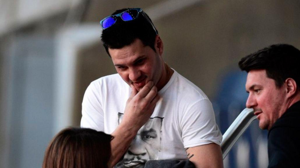 Condenaron a uno de los hermanos de Messi por tenencia de arma