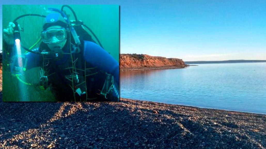 El peor final: hallan sin vida al buzo que había desaparecido en un lago de Neuquén
