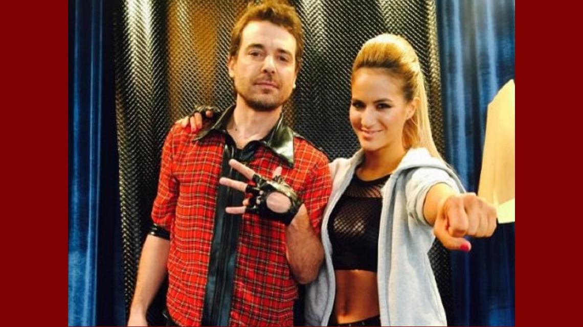 Una estrella internacional alentó a Pedro Alfonso para el Bailando: ¡mirá de quién se trata!