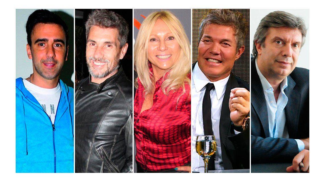 Federico Hoppe y Chato Prada preparan un programa con 3 famosos abogados