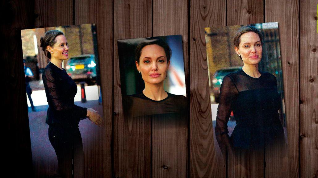 Angelina Jolie llegó a los 40 kilos pero preocupa su imagen