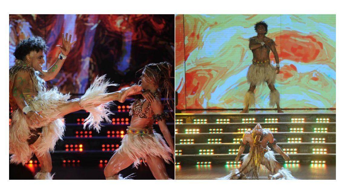 Impresionante coreografía de Favio Posca: Siento que estoy en Broadway, dijo Tinelli