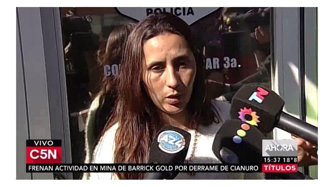 La esposa del carnicero, contra el fiscal: Dejá de defender a los chorros