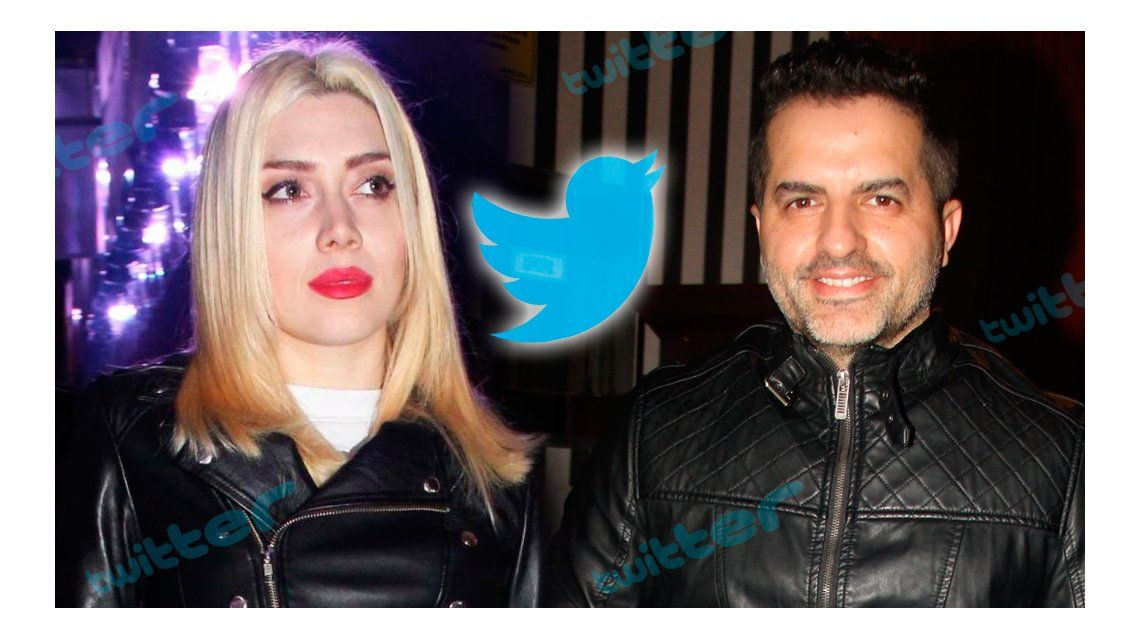 Polémico tuit de Militta Bora contra Ángel de Brito: lo comparó con Hitler y lo trató de enano feo