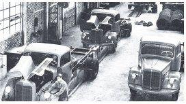 Mercedes-Benz: la marca cumple 65 años de historia en Argentina