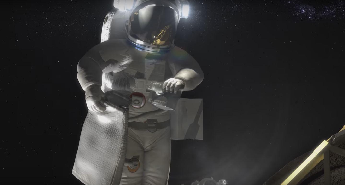 La NASA revela cómo planea atrapar a un asteroide