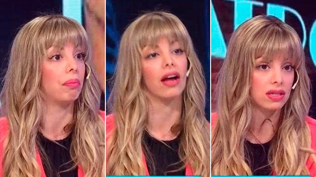 Gisela Bernal apareció con nuevo look en televisión y la mataron: El flequillo tiene vida propia