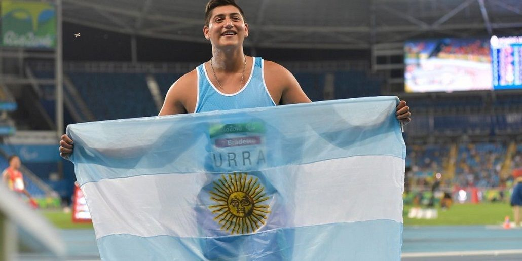 Cuarta medalla para Argentina en los Juegos Paralímpicos