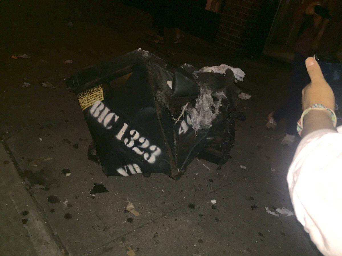 Este artefacto habría originado la violenta explosión en Chelsea