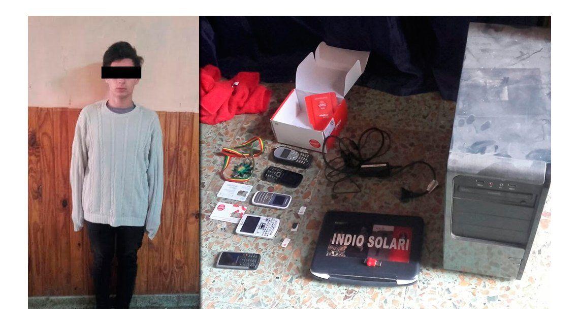 Detuvieron a un hombre por hacer una amenaza de bomba a la Quinta de Olivos