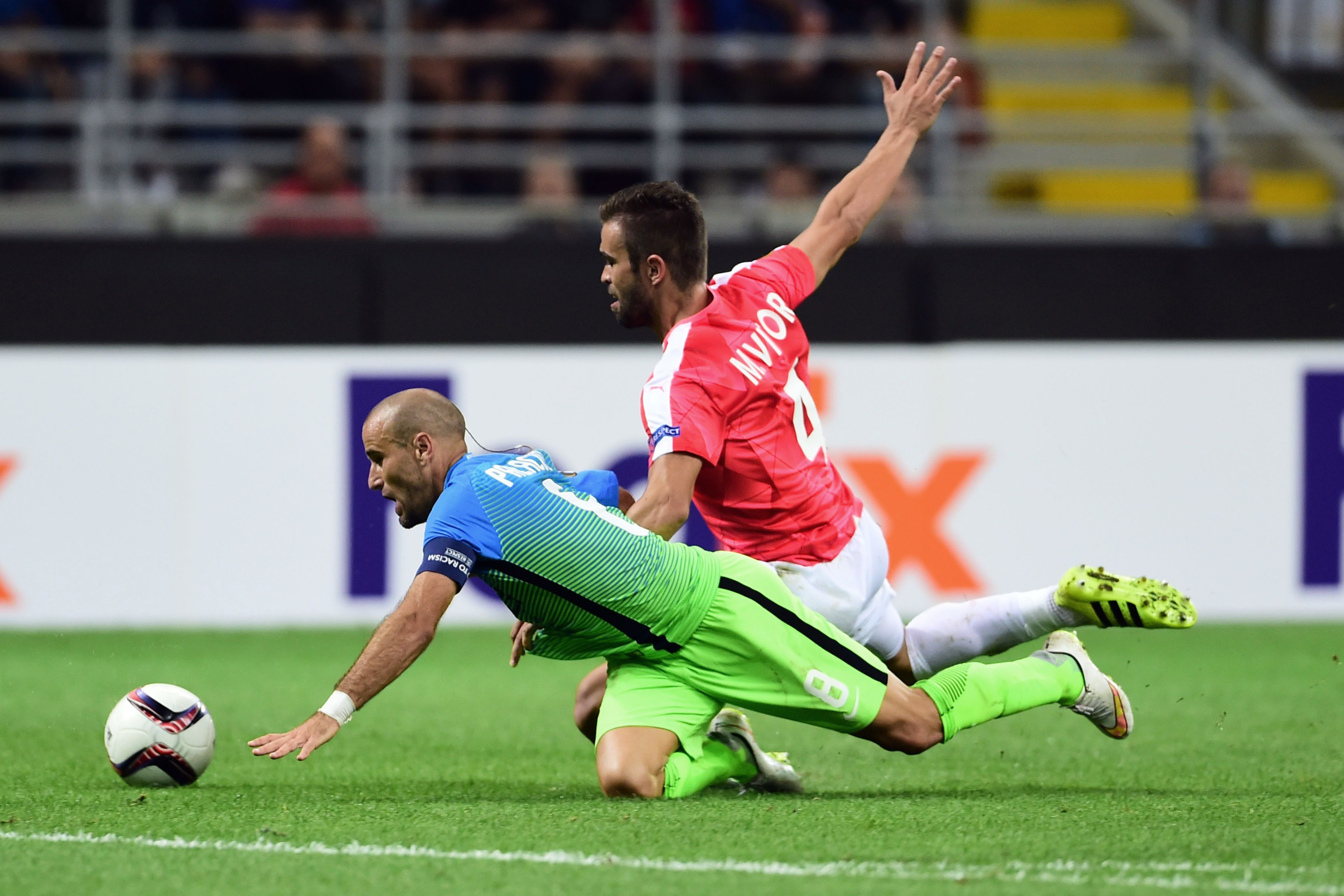 En caída libre: el Inter perdió como local frente a un equipo israelí