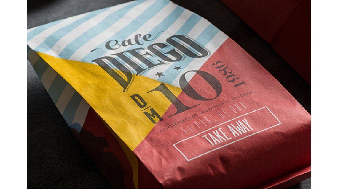 Café veloz: se viene un bar en homenaje a Diego