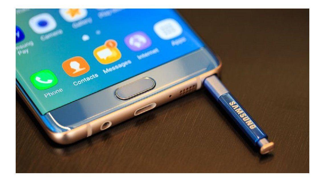 ¿Por qué explotan las baterías del Galaxy Note 7?