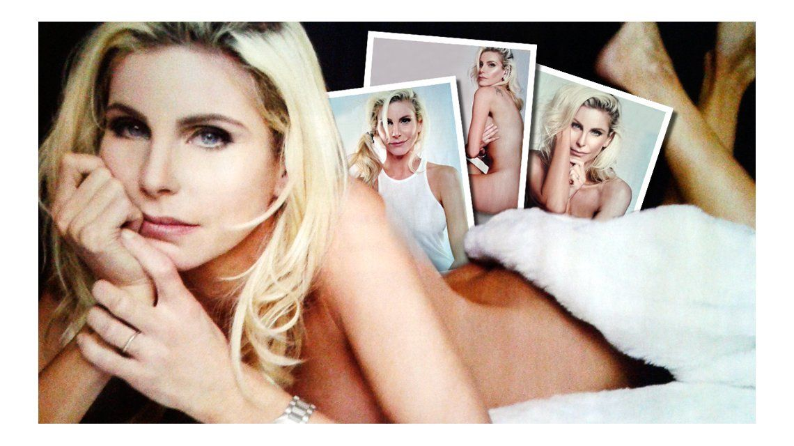 A dos semanas de sacarse lolas, las fotos de Jimena Cyrulnik desnuda