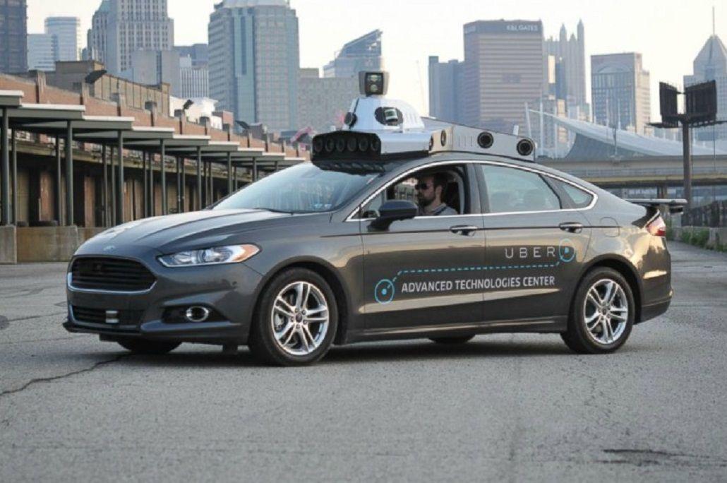 Comienzan a funcionar los vehículos sin conductor de Uber