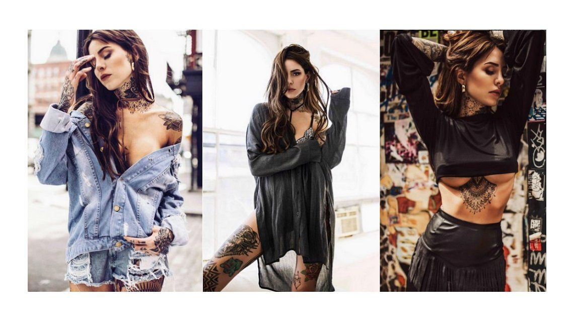 Under boob, la tendencia de moda con la que Candelaria Tinelli muestra sus lolas