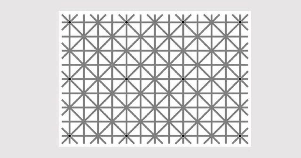 #TriviaM1: ¿Cuántos puntos negros contás en la imagen?