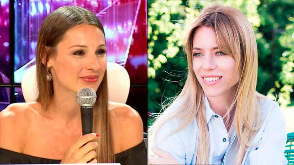 VIDEO: Pampita y Nicole Neumann adelantaron como imaginan su reencuentro en Showmatch