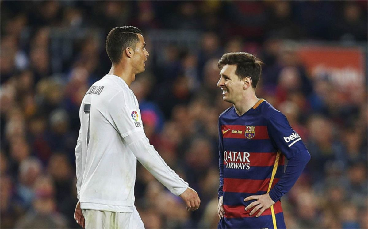 Le ganó a Messi: Mirá en qué lo pasó Cristiano Ronaldo